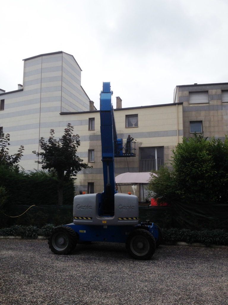 Dubourg Déco - Nettoyage de façade